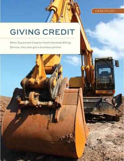 Image of the Cover of Giving Credit Case Study