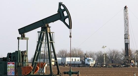 Oil Field Picture